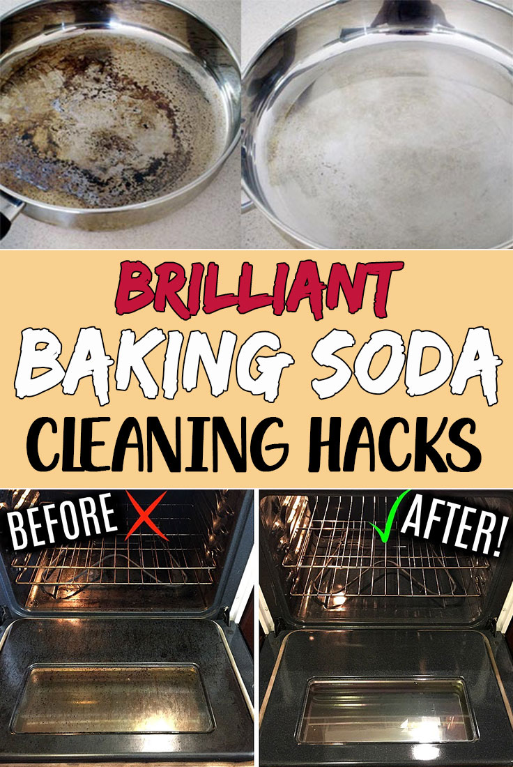 Brilliant Baking Soda Cleaning Hacks Simple Tips For You